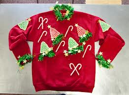 A not ugly holiday sweater gift for you…