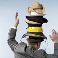 Sharing the Hats: Delegating those non-patient care tasks.