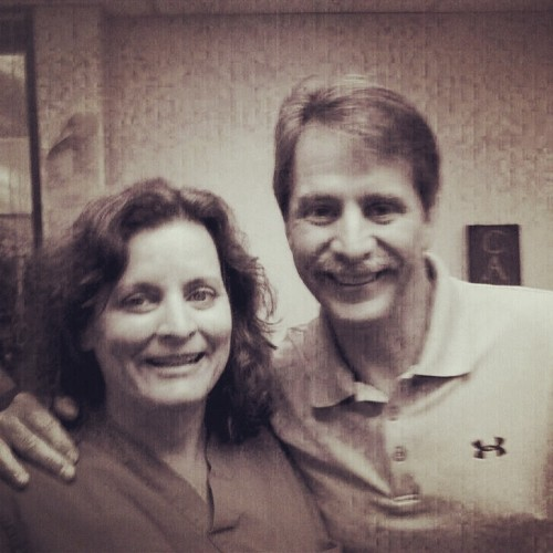The day I met Jeff Foxworthy by my surgery center