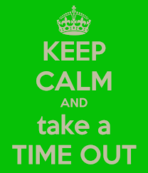 time out keep calm
