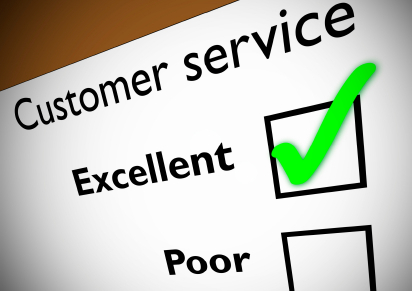 The power of good customer service…